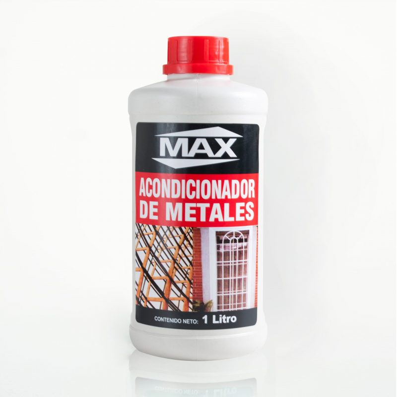 MAX ACONDICIONADOR DE METALES