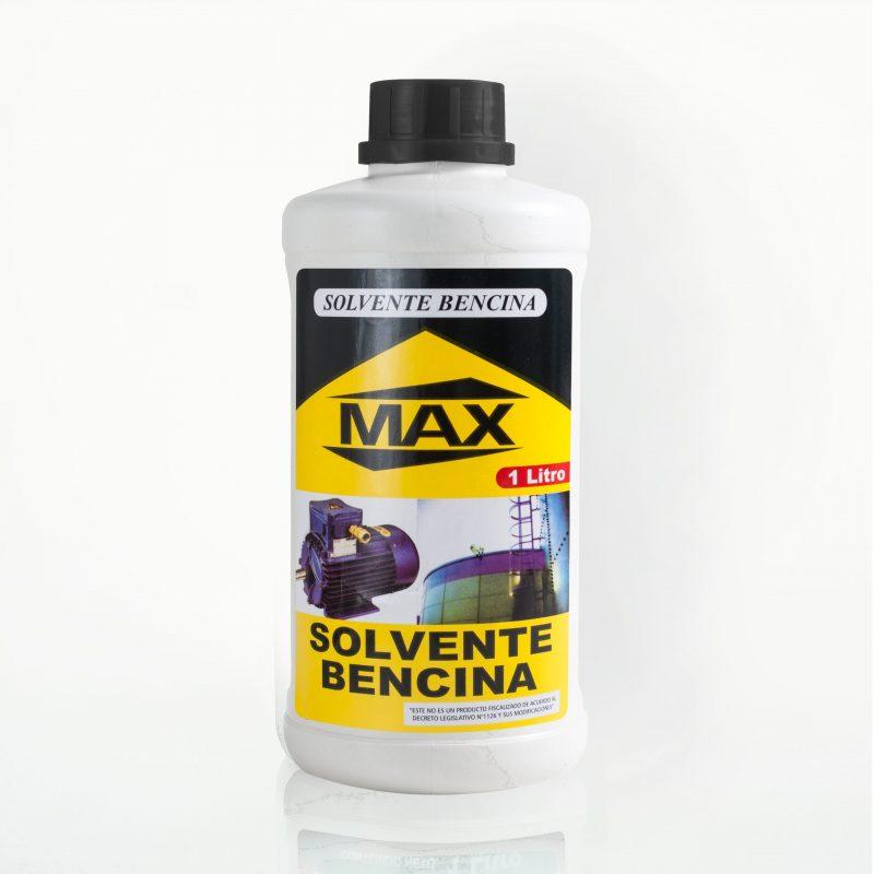MAX SOLVENTE BENCINA